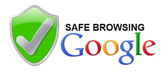 This Website is Google Safe Browsing